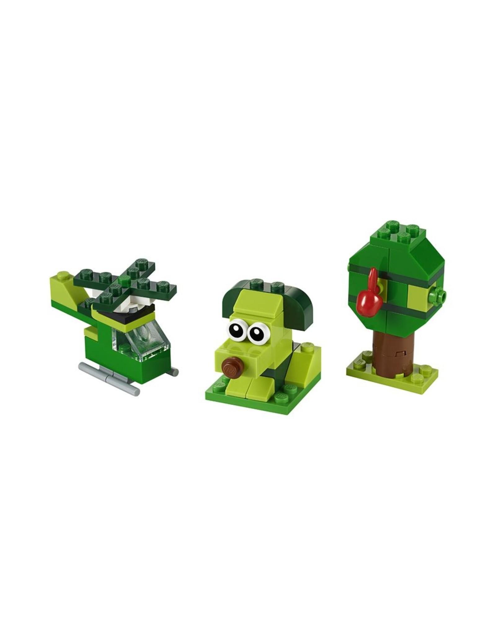 LEGO Lego Classic 11007 Creative Green Bricks
