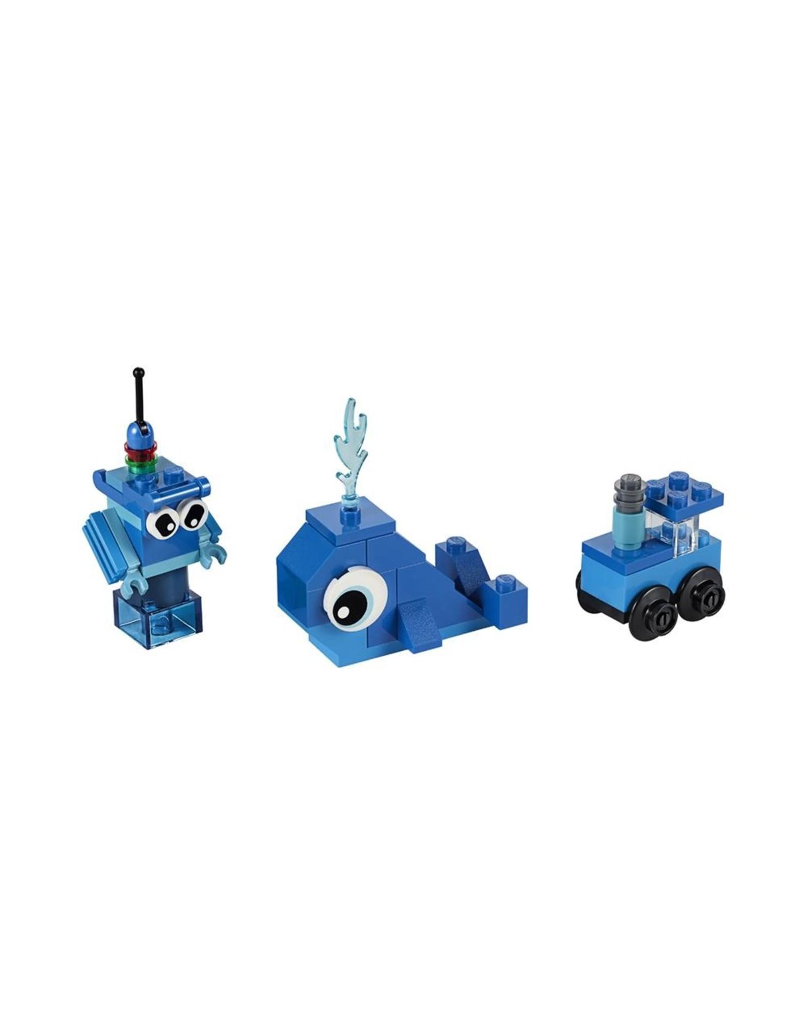 LEGO Lego Classic 11006 Creative Blue Bricks