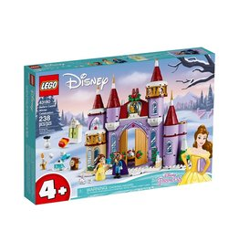 LEGO Disney Princess - 43180 - Belle's Castle Winter Celebration