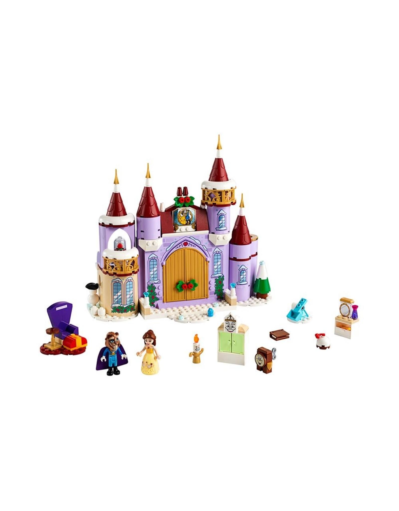 LEGO Disney Princess - 43180 - Belle's Castle Winter Celebration