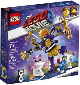 LEGO Lego Movie 70848 Systar Party Crew