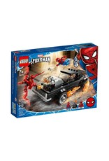 LEGO Super Heroes - 76173 - Spiderman and Ghost Rider Vs. Carnage