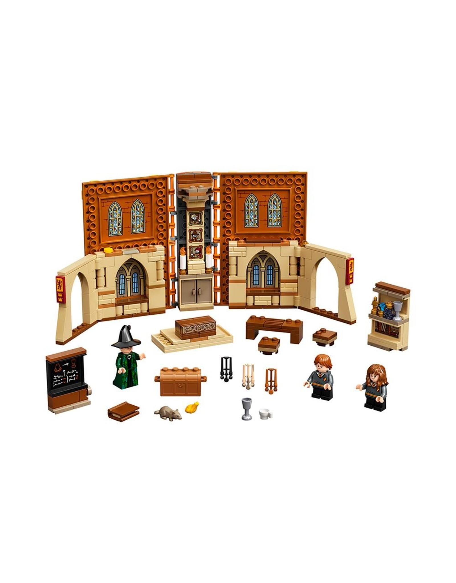 LEGO Harry Potter - 76382 Hogwarts Monent: Transfiguration Class