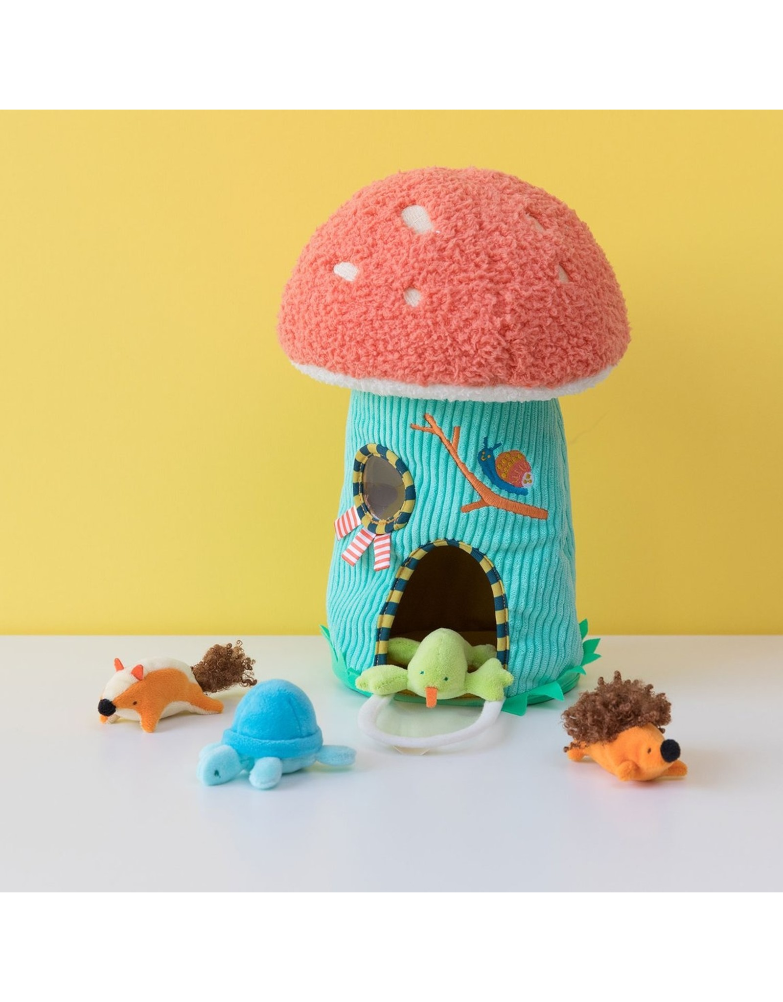 Manhattan Toy Toadstool Cottage Fill & Spill