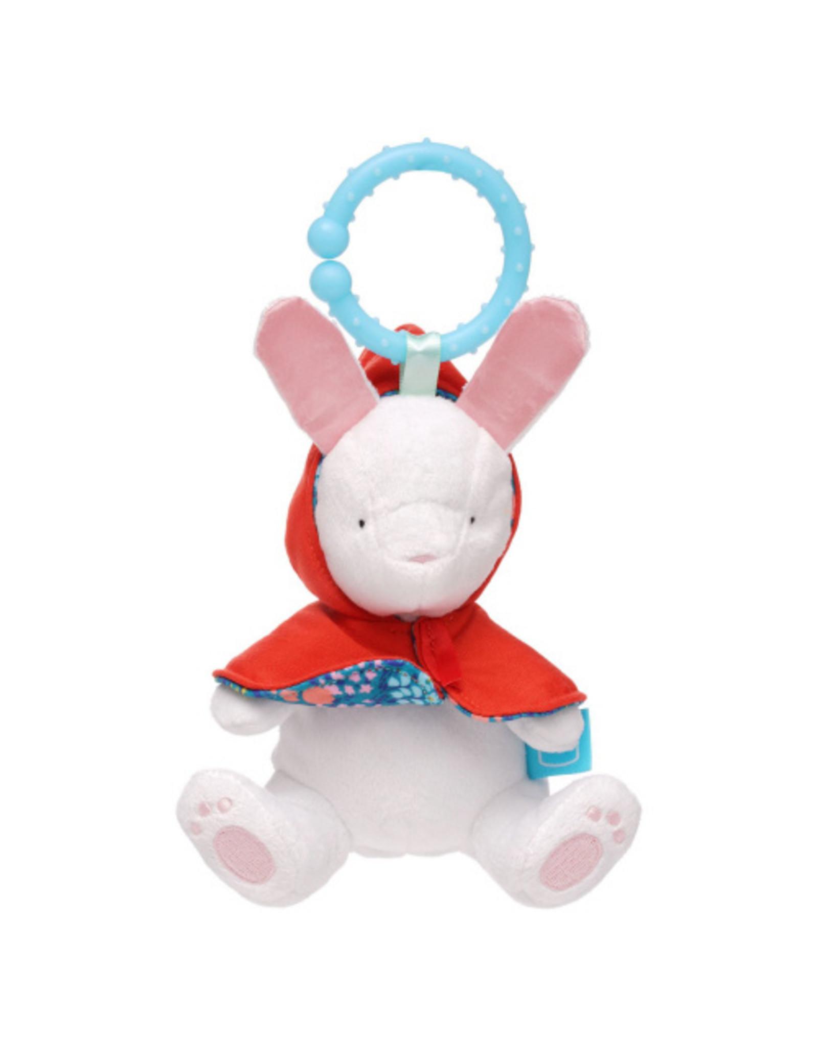 Manhattan Toy Fairytale Rabbit Take Along Toy