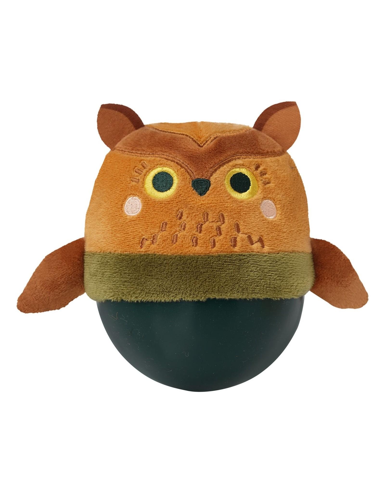 Manhattan Toy Wobbly Bobbly Owl