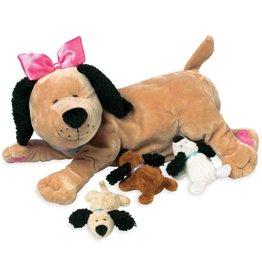 Manhattan Toy Nursing Nana Dog