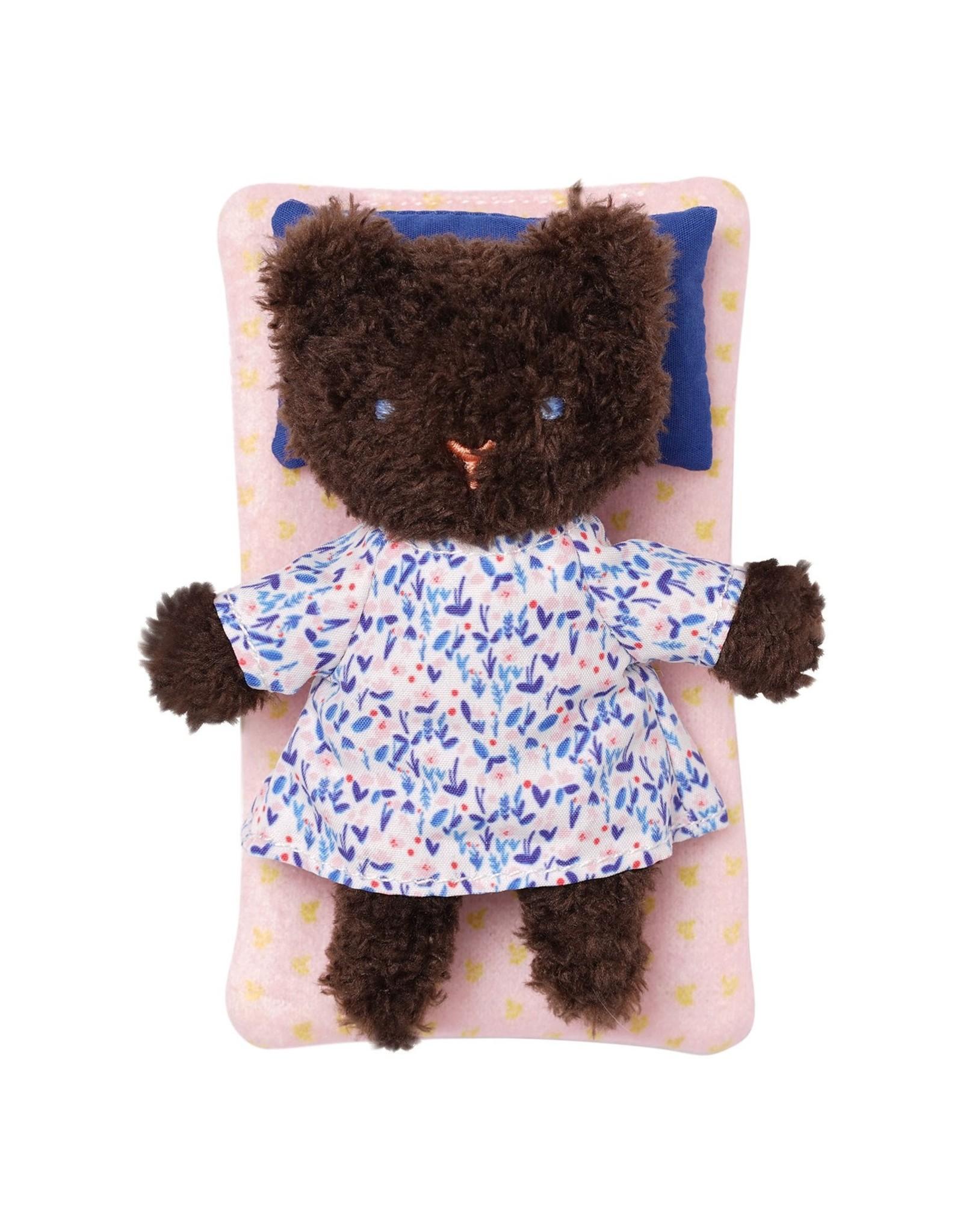 Manhattan Toy Little Nook Bluebell Bear