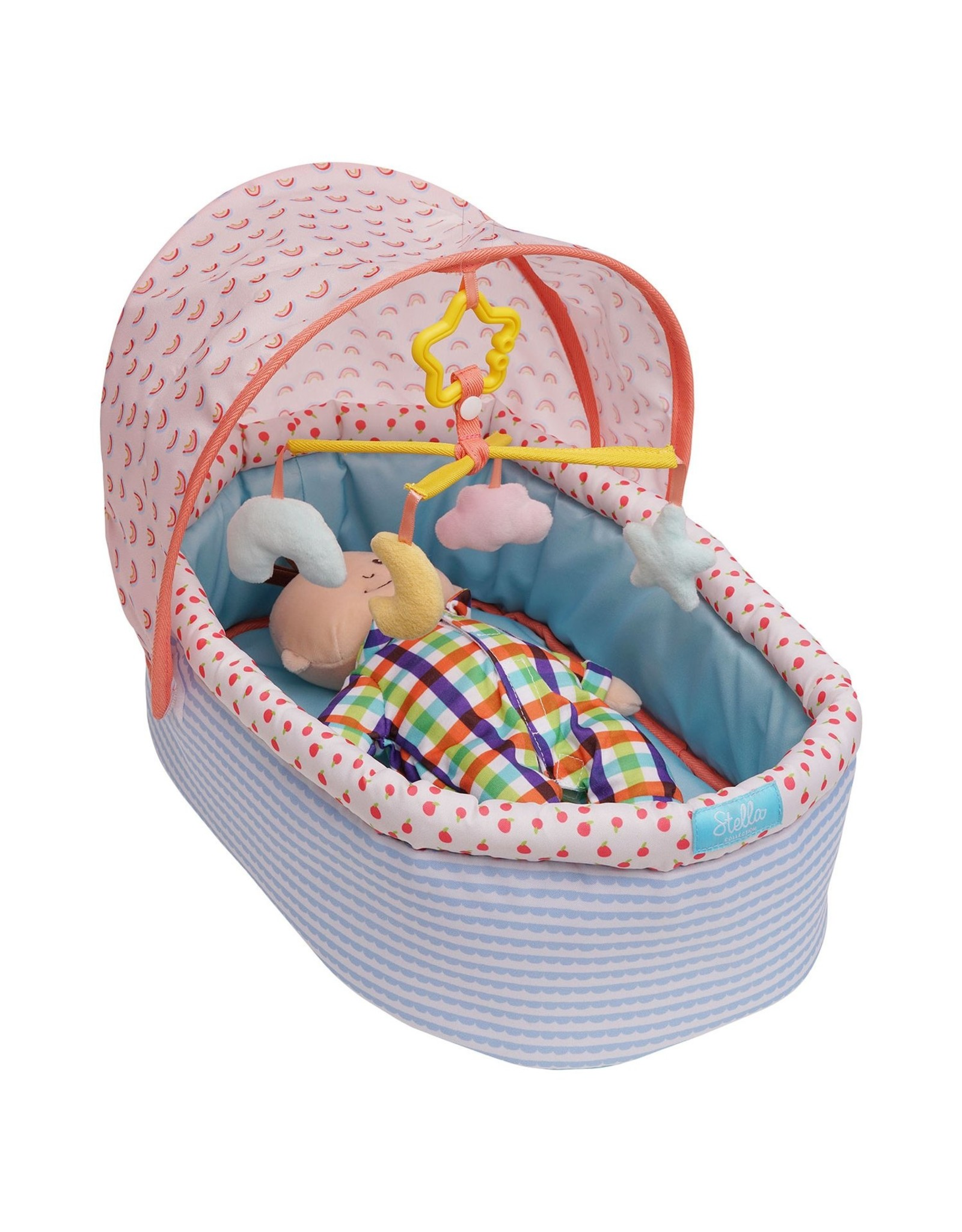 Manhattan Toy Stella Collection Soft Crib