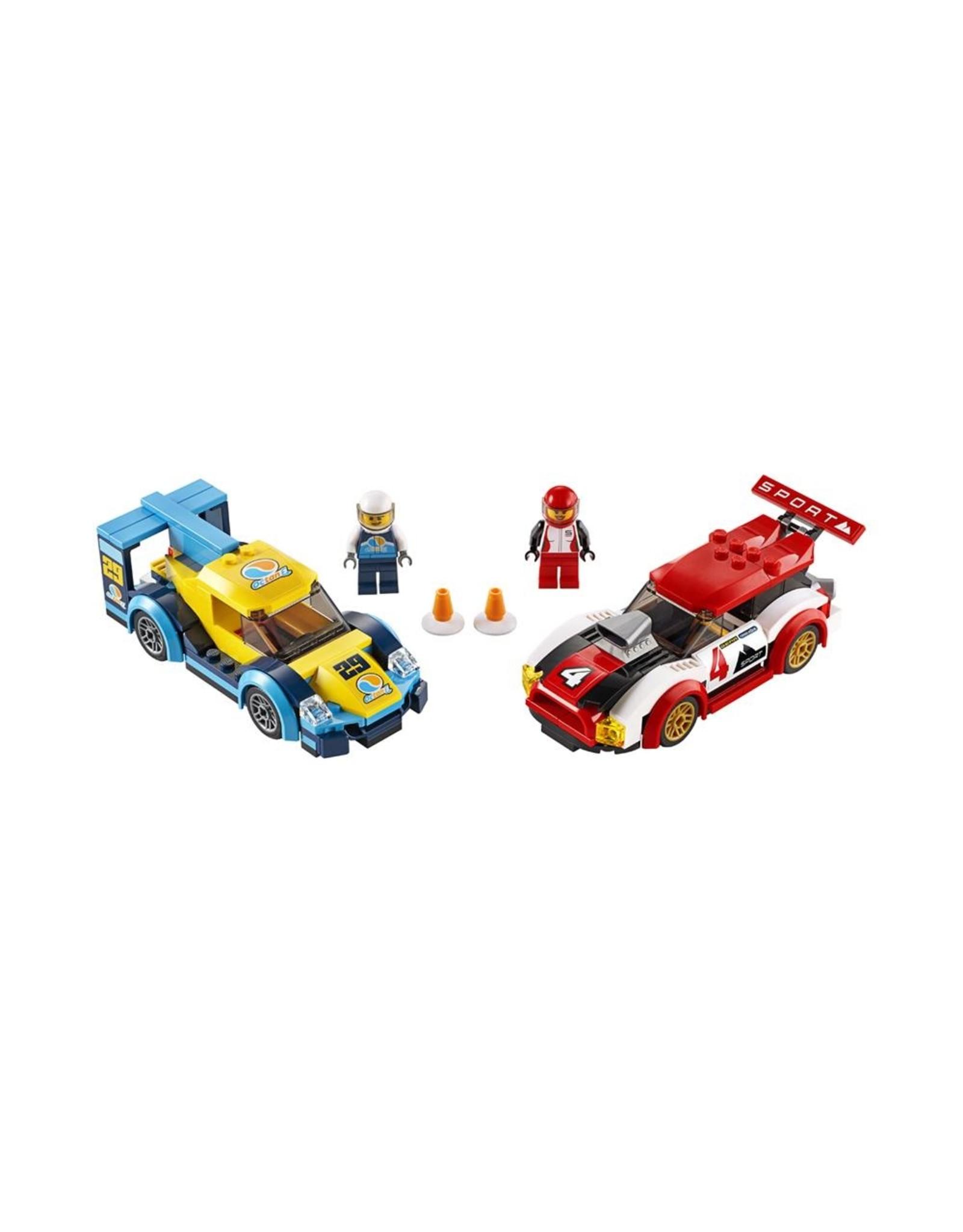 LEGO City 60256 Racing Cars