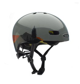 Nutcase Street Mt. Hood Gloss Mips Helmet M