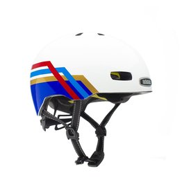Nutcase Street Vantastic Notion Metallic Mips Helmet M
