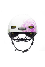 Nutcase Street Delicate Flower Reflective Mips Helmet L