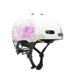 Nutcase Street Delicate Flower Reflective Mips Helmet  M