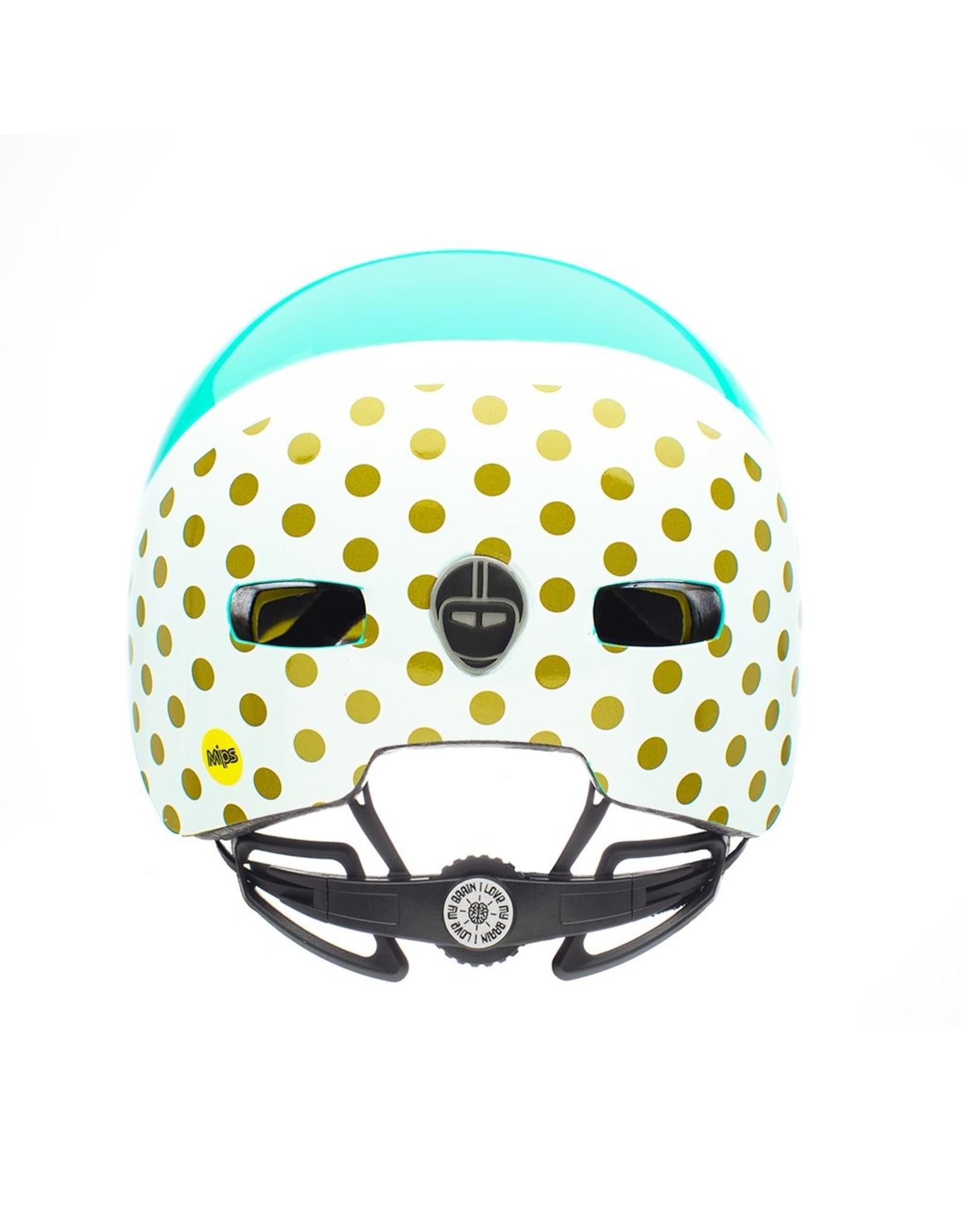 Nutcase Street Tiffany's Brunch Reflective Mips Helmet M