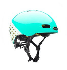 Nutcase Street Tiffany's Brunch Reflective Mips Helmet L
