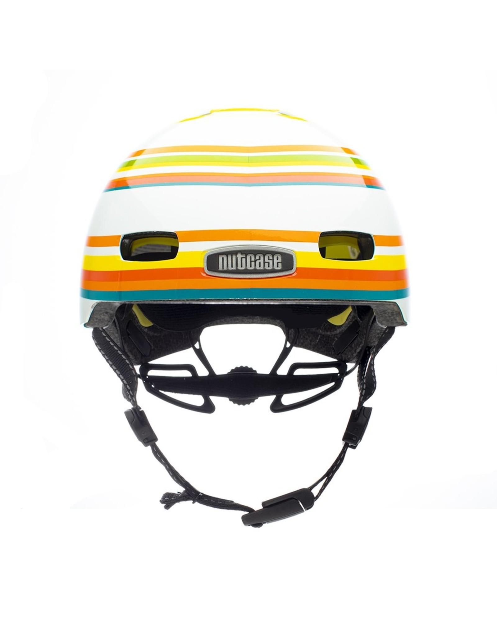 Nutcase Street Beach Life Gloss Mips Helmet M