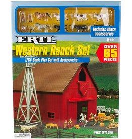 ERTL Western Ranch Set