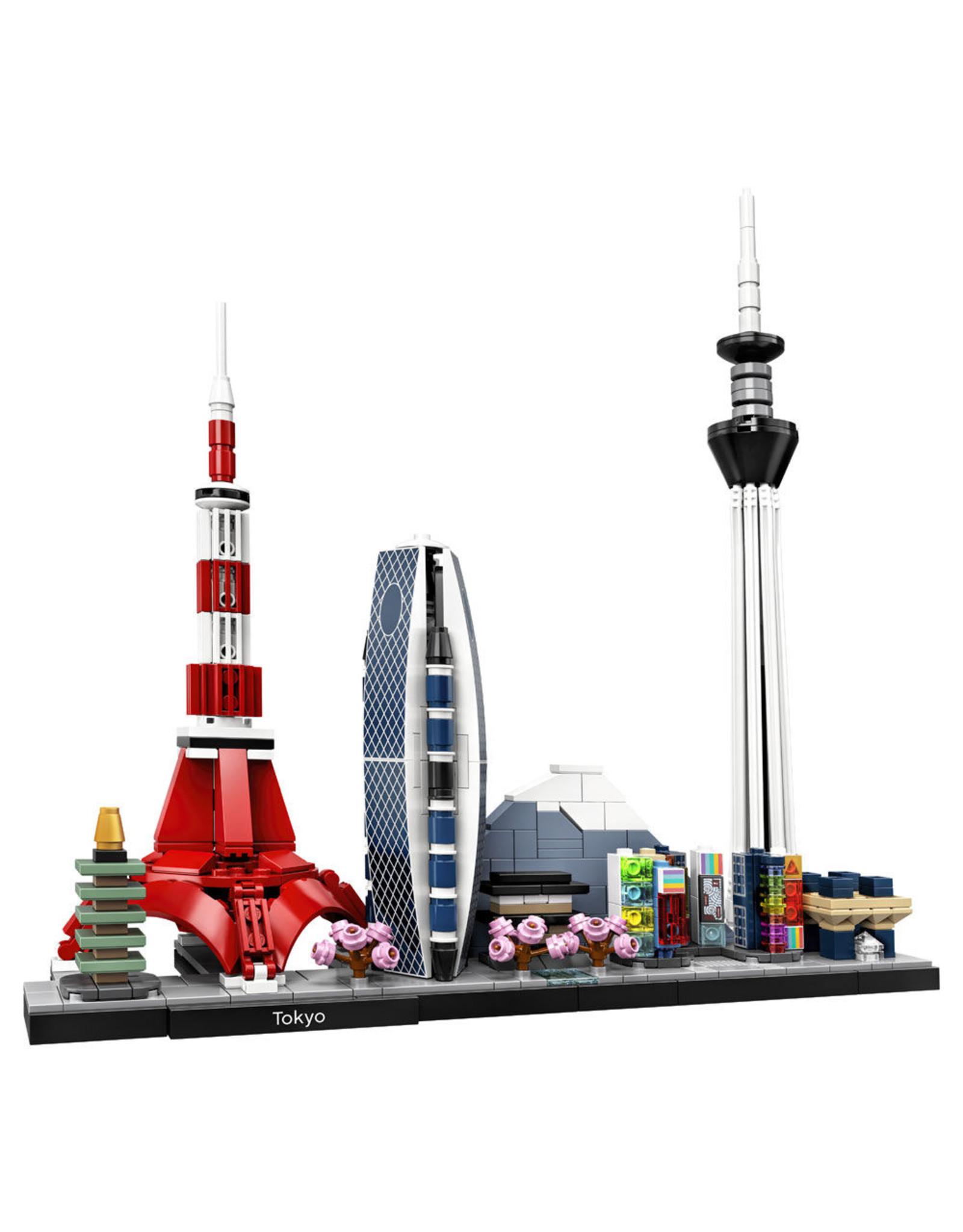 LEGO Architecture - 21051 - Tokyo