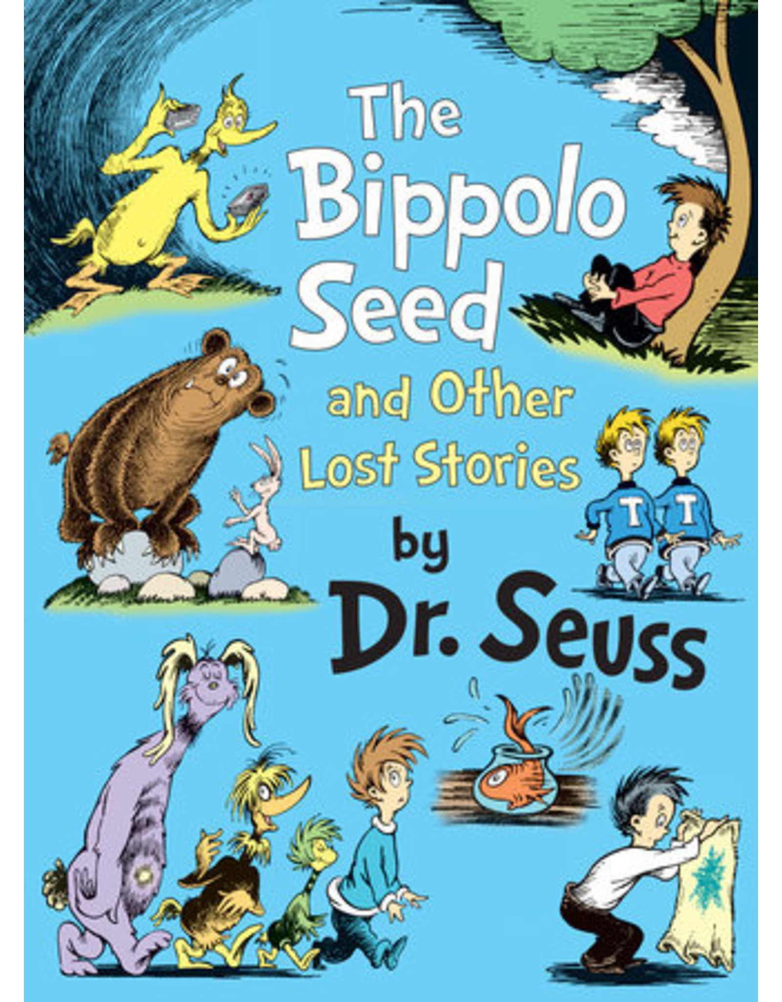 Penguin Random House The Bippolo Seed and Other Lost Stories