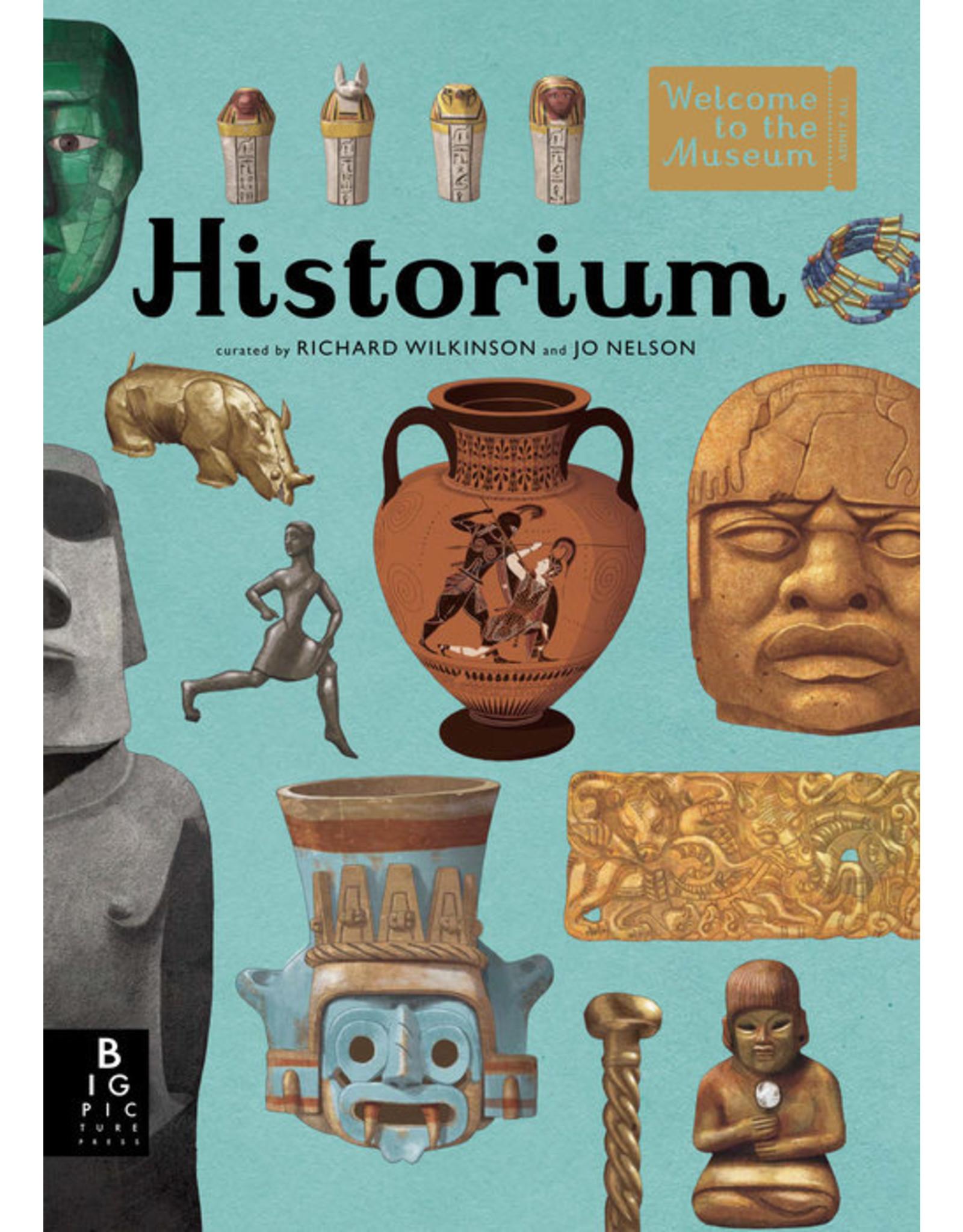 Penguin Random House Historium Welcome To The Museum