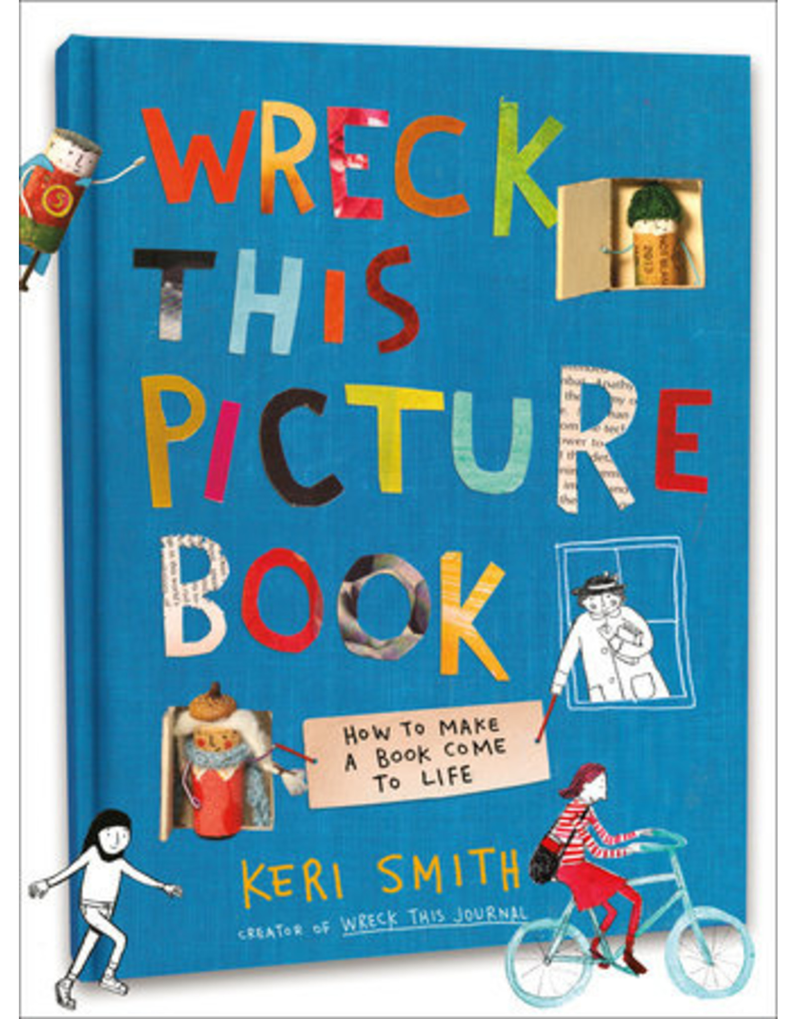 Penguin Random House Wreck This Picture Book