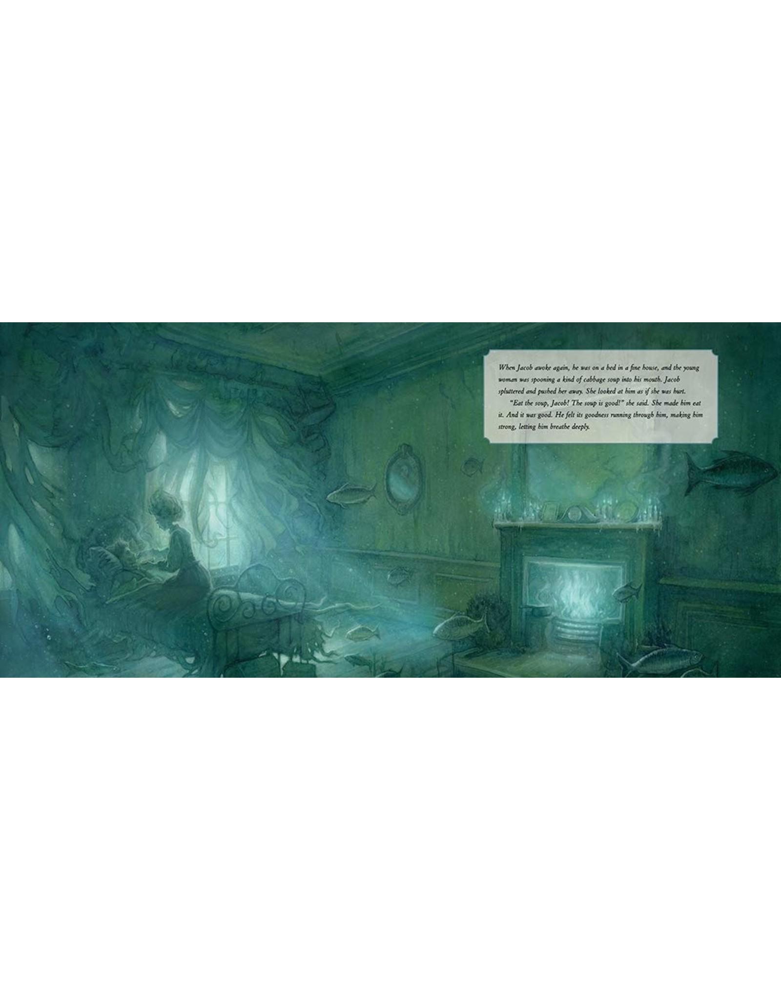 Penguin Random House Haunted Lake