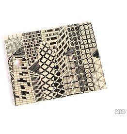 BAJO City Puzzle Wood