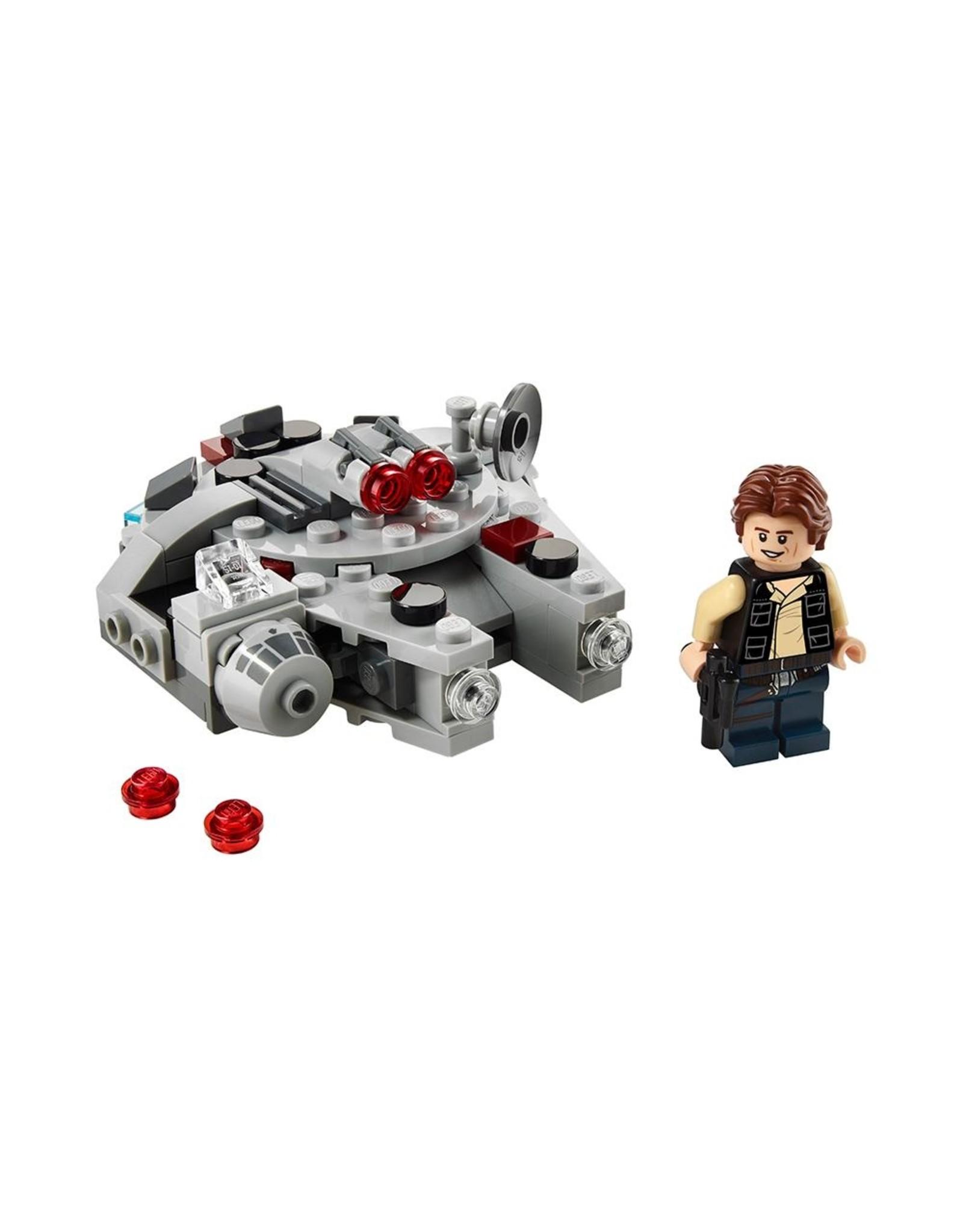 LEGO Star Wars 75295 Millennium Falcon Microfighter Series 8