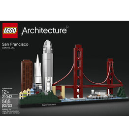 LEGO Architecture - 21043 - San Francisco