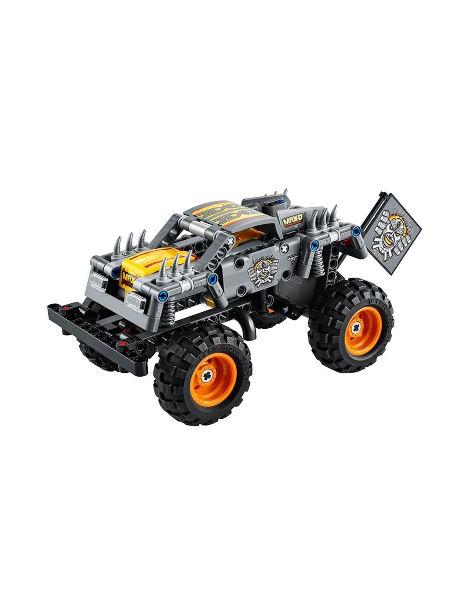 LEGO Technic 42119 Monster Jam - Max-D