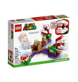 LEGO Super Mario - 71382 - Piranha Plant Puzzling Challenge Expansion Set