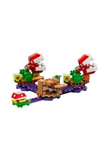 LEGO Super Mario - 71382 - Piranha Plant Puzzling Challenge Expansion Set