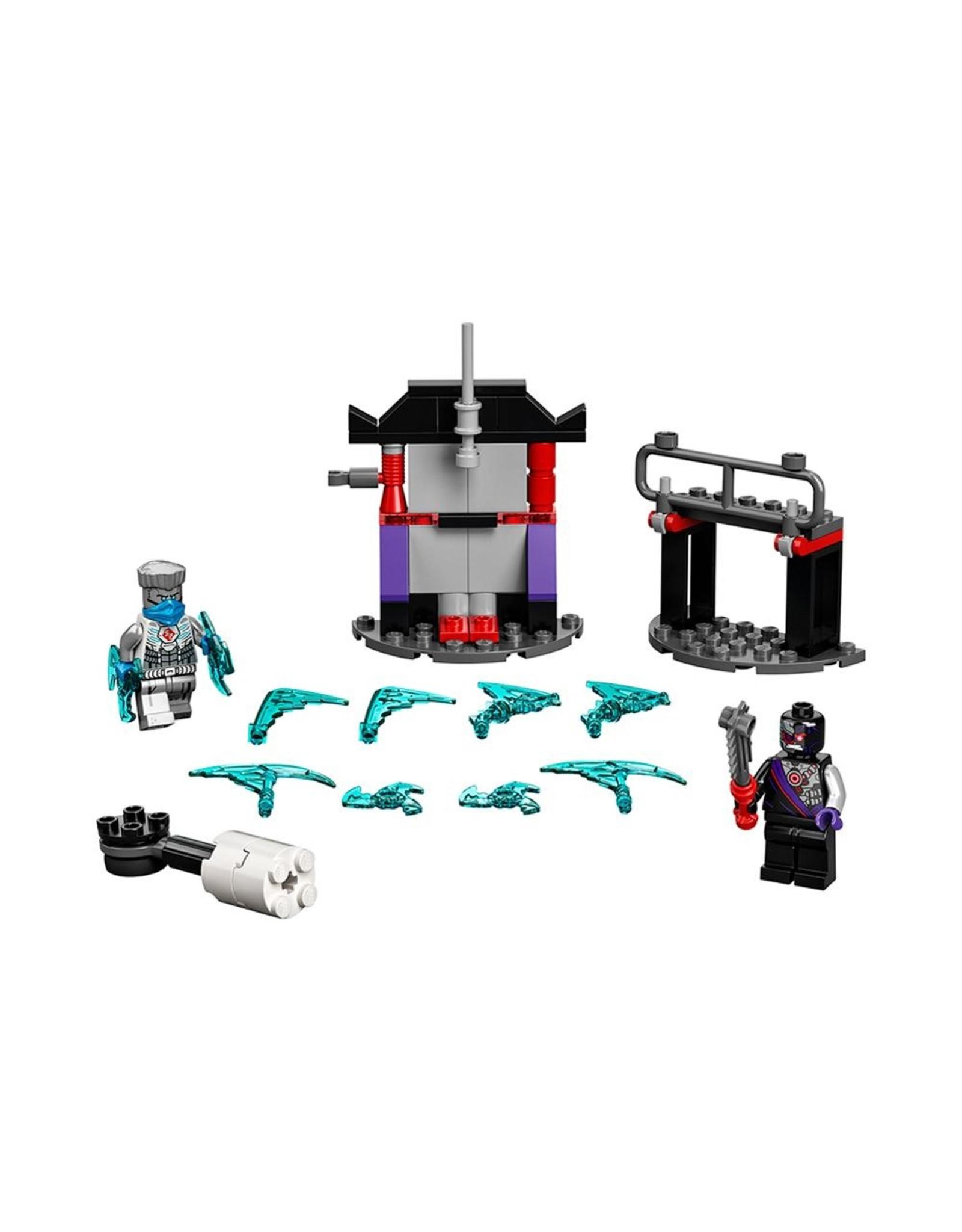LEGO Ninjago 71731 Epic Battle Set - Zane vs. Nindroid