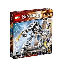 LEGO Ninjago 71738 Zane's Titan Mech Batle