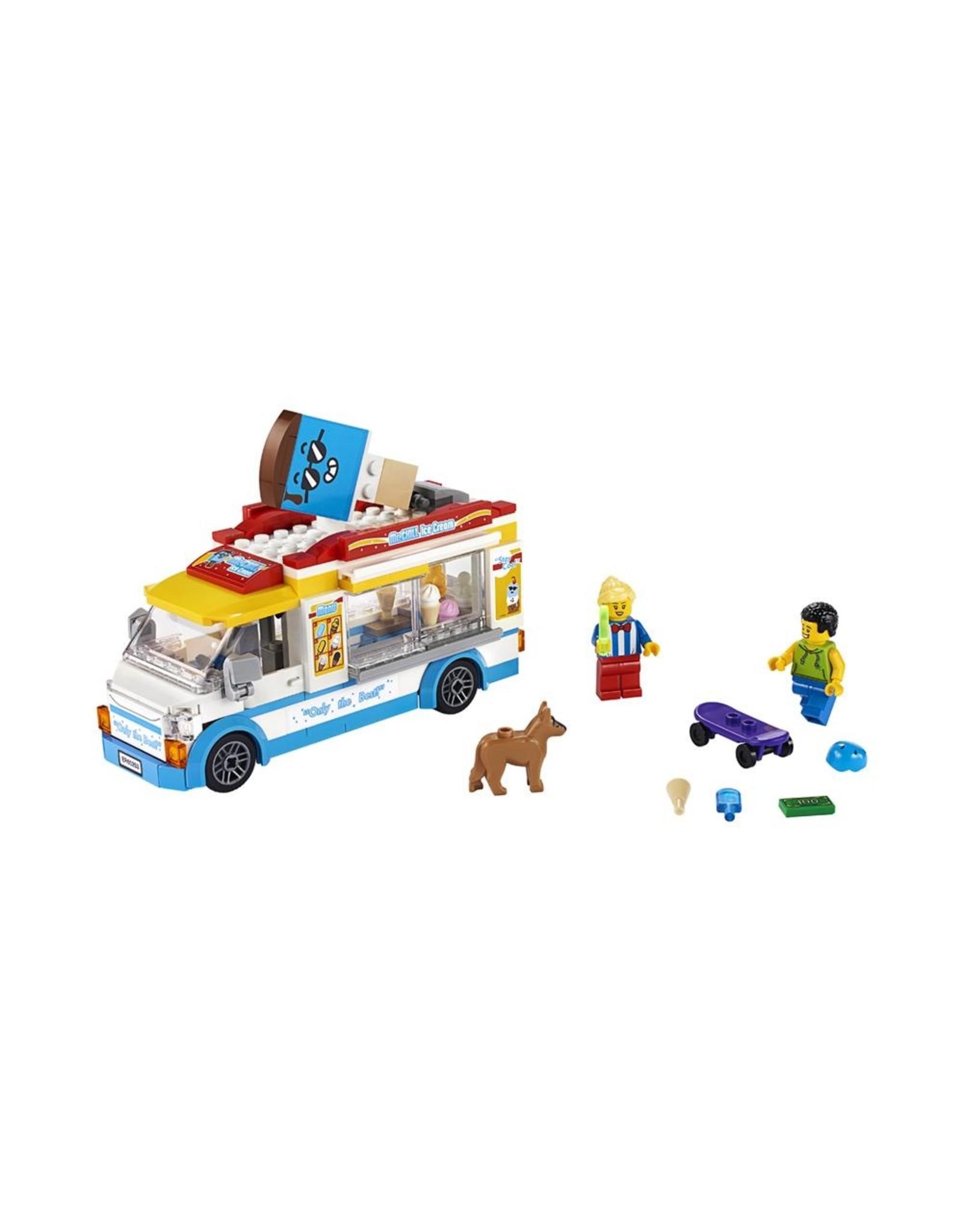 LEGO City Great Vehicles 60253 Ice-cream Truck