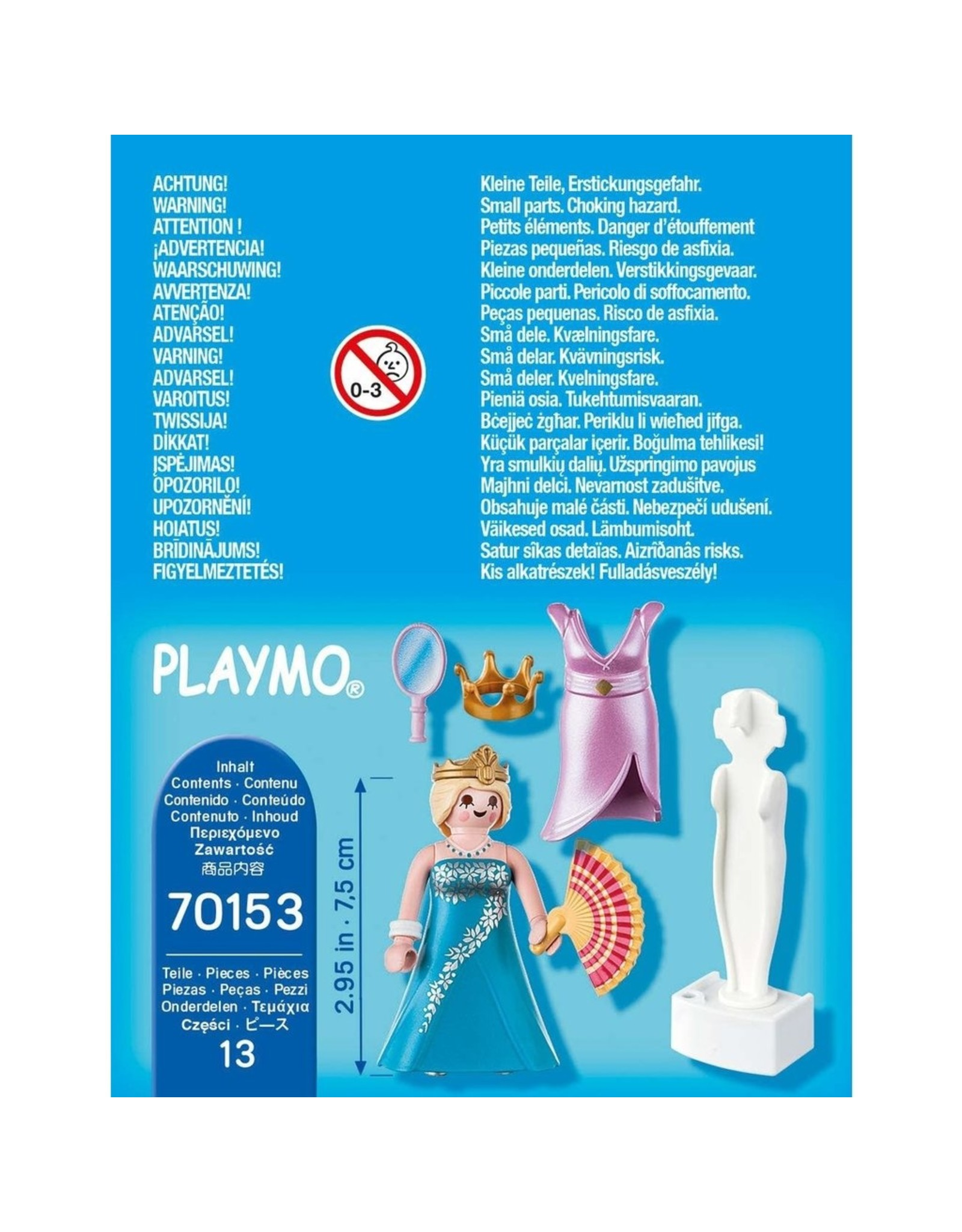 Playmobil Playmobil - Special PLUS - 70153 Princess with Manniquin