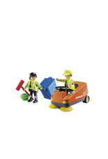 Playmobil Playmobil 70203   City Action   Street Sweeper
