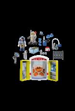 Playmobil Playmobil Space Lab Play Box