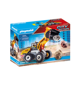 Playmobil Playmobil 70445  Construction Site Front End Loader
