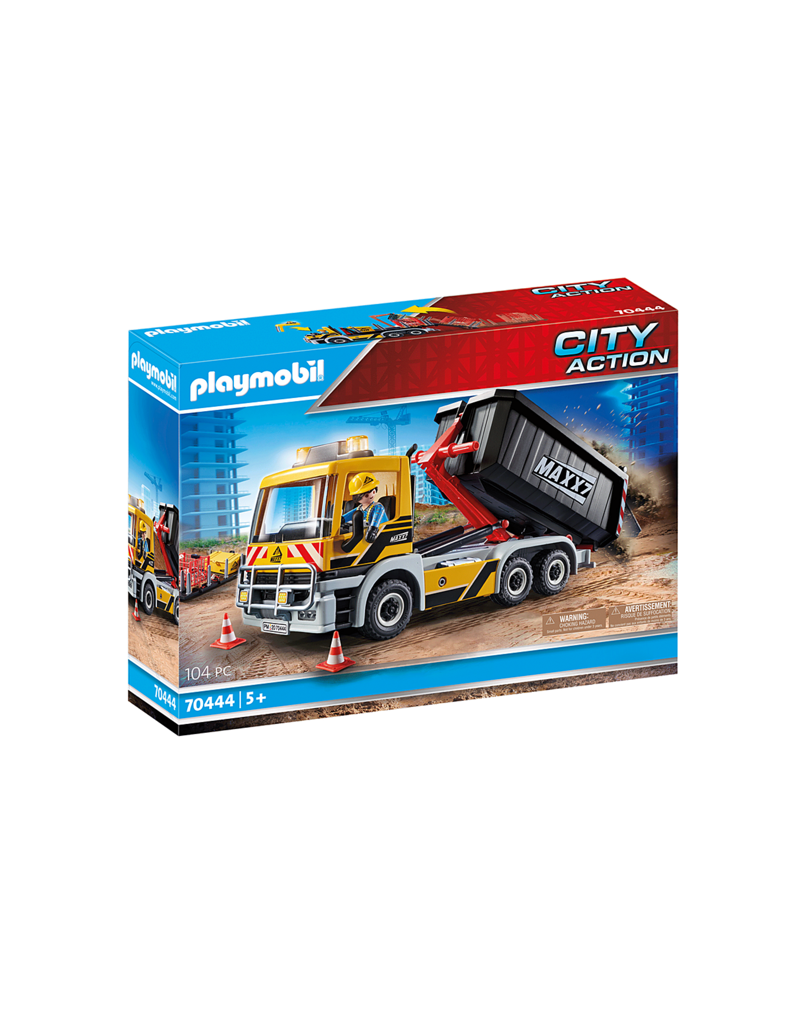 Playmobil Playmobil City Action Interchangeable Truck 70444