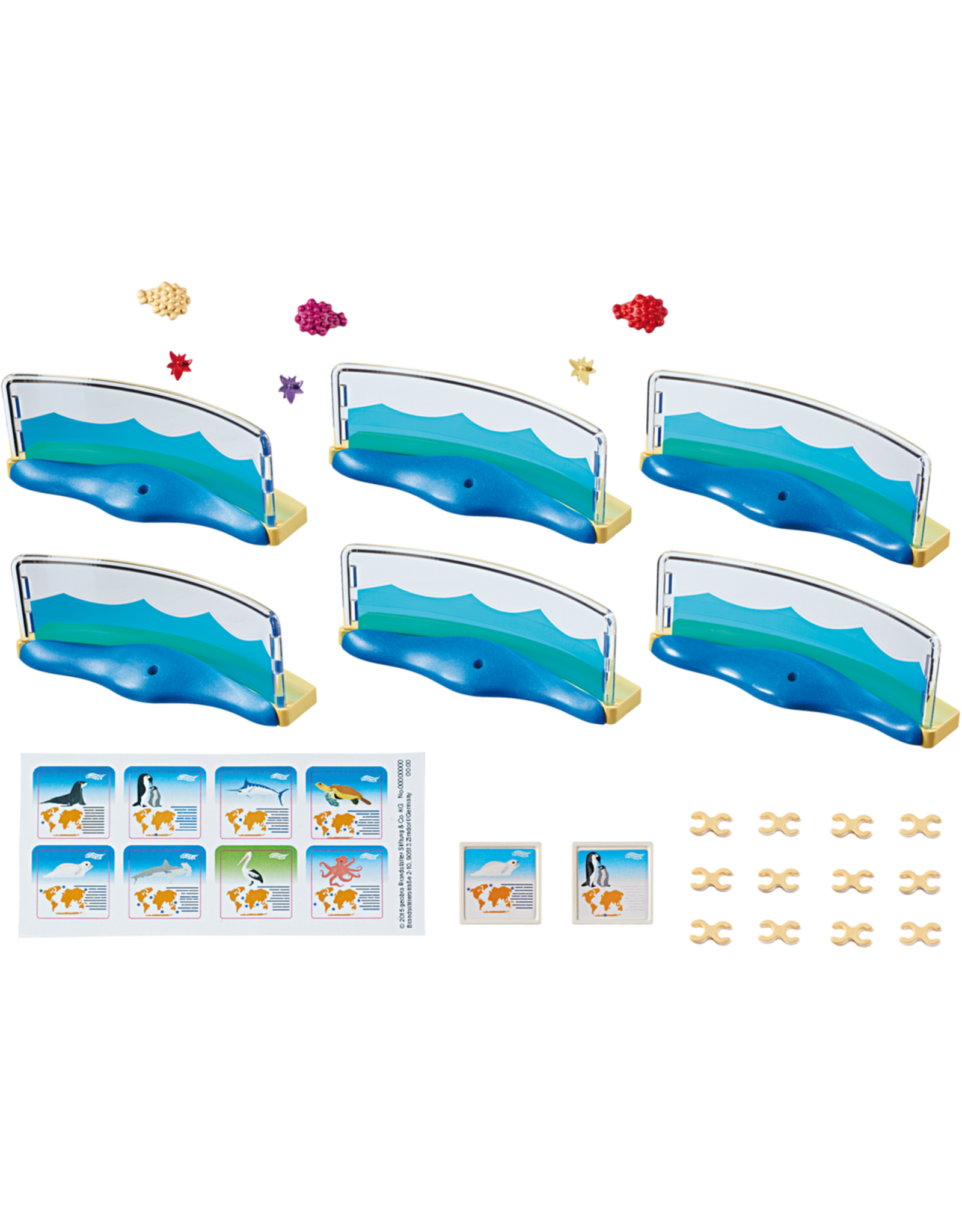 Playmobil Playmobil Family Fun 9063 Aquarium Enclosure