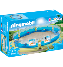 Playmobil Playmobil Family Fun 9063 Aquarium Enclosure