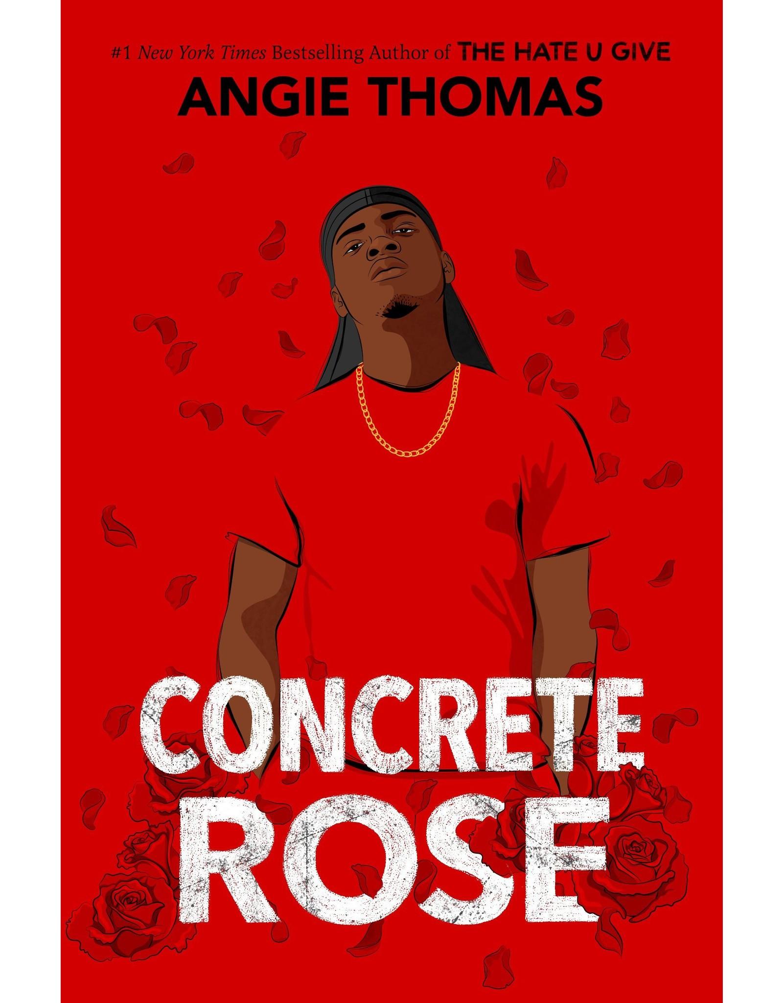 Raincoast Books Concrete Rose