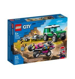 LEGO City Great Vehicles 60288 Race Buggy Transporter