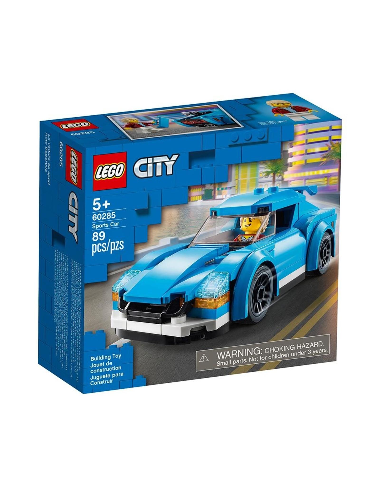 LEGO City Great Vehicles 60285 Sports Car