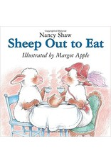 Raincoast Books Sheep Out To Eat