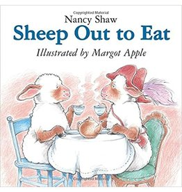 Raincoast Books Sheep Out To Eat