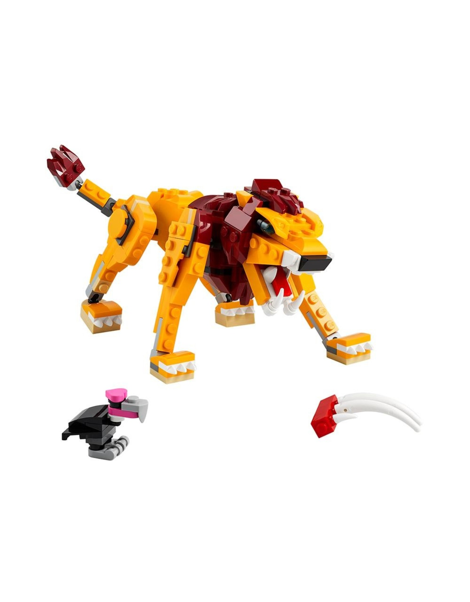 LEGO Creator - 31112 Wild Lion