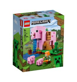 LEGO Minecraft  21170 The Pig House